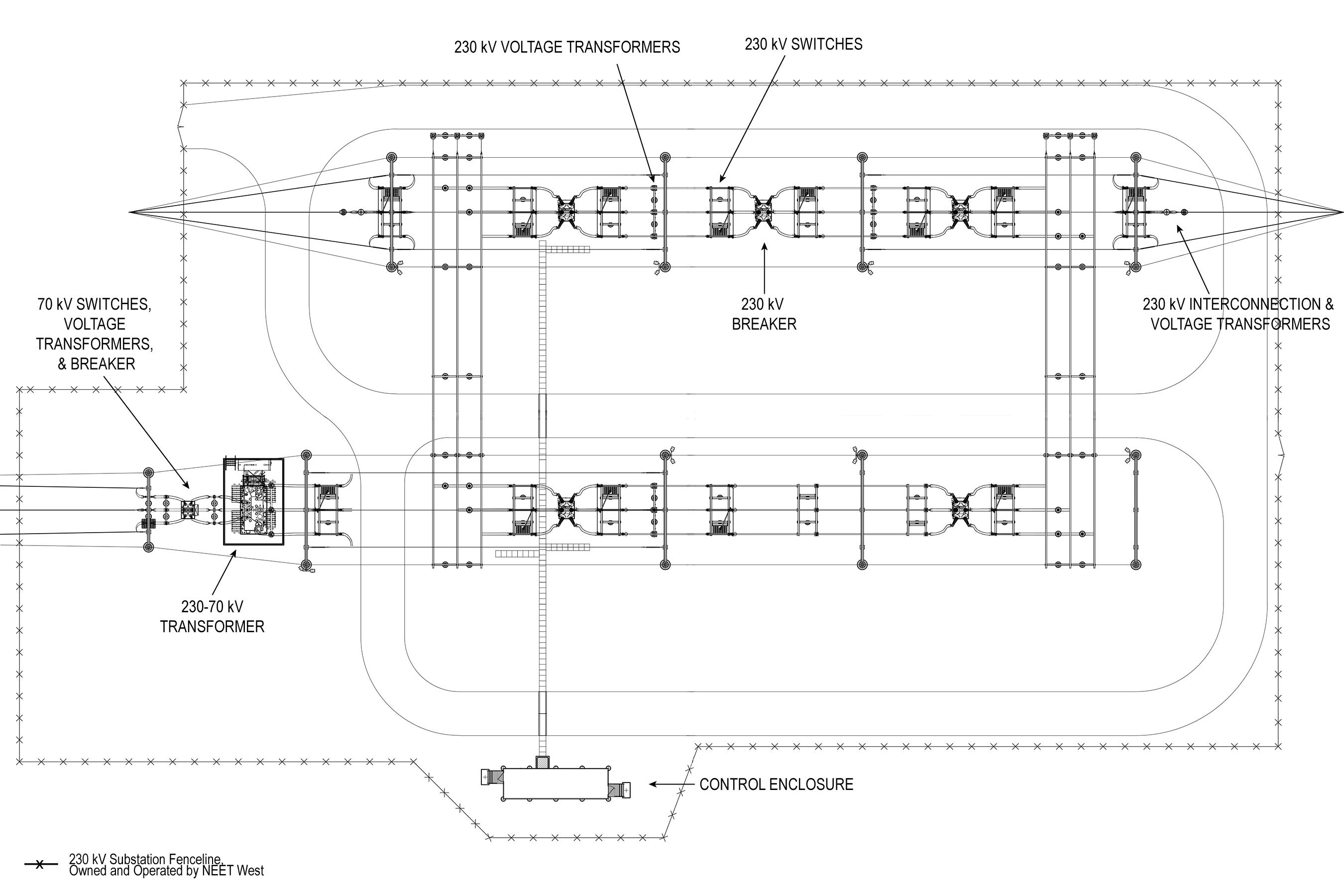 Nextera Energy Transmission West Llc Suncrest Dynamic Reactive Figure 2 Schematic Diagram Of A Transformer Quick Links